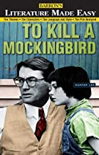To Kill A mockingbird: السمات · الشخصيات التي · اللغة و الطراز · plot analyzed (literature مصنوع من السهل)