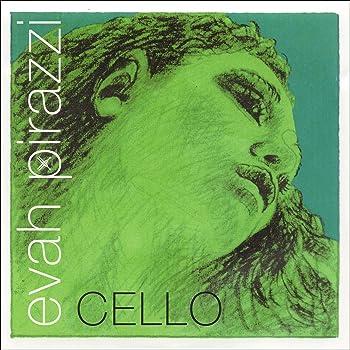 Pirastro Evah Pirazzi 4/4 Cello String Set - Medium Gauge