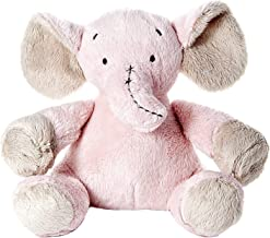 Mousehouse Gifts Pink Stuffed Animal Elephant Plush Soft Toy Teddy for New Born Baby Girl