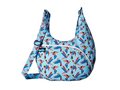 KAVU Sydney Satchel (Paper Flock) Satchel Handbags