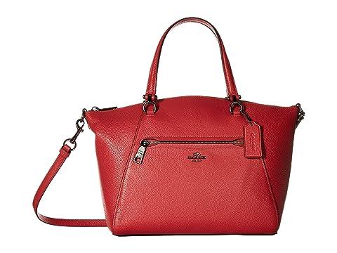 Red Prairie bag Coach EjHfJRB