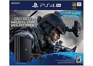PlayStation 4 Pro 1 TB Console - Call of Duty: Modern Warfare Bundle