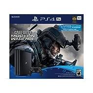 PlayStation 4 Pro 1TB Console -... PlayStation 4 Pro 1TB Console - Call of Duty: Modern Warfare Bundle