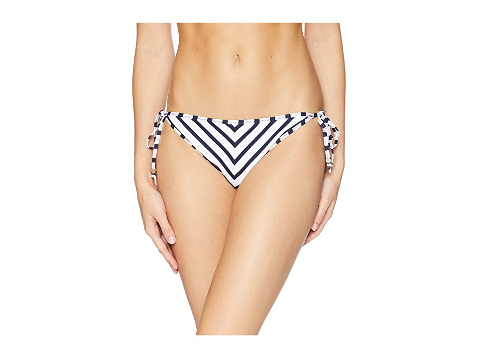 Tommy Bahama Channel Surf Reversible String Bottom (Mare Navy) Women