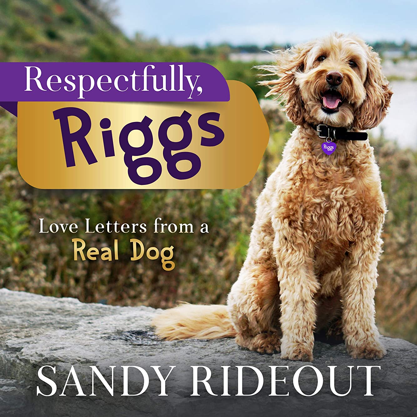 Respectfully, Riggs: Love Letters from a Real Dog (English Edition)