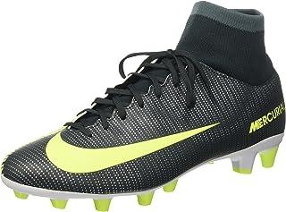 timeless design 67617 6676a Nike Mercurial Vctry 6 Cr7 DF Agpro, Chaussures de Foot pour Homme - Vert