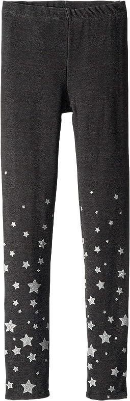 Extra Soft Glittery Starry Night Pants (Little Kids/Big Kids)
