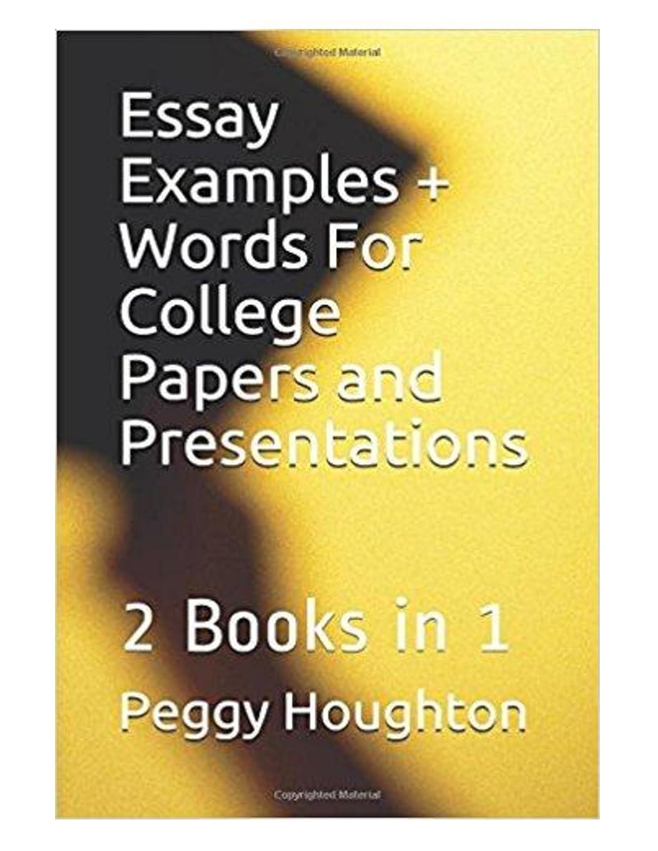 付ける消えるサーカスEssay Examples + Words For College Papers and Presentations: 2 Books in 1 (English Edition)