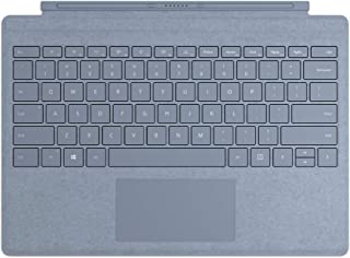 Microsoft Surface Pro Signature Type Cover - ijsblauw - QWERTY