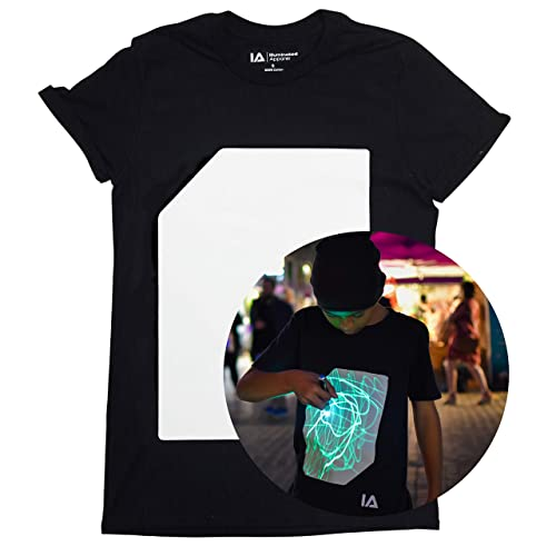 af2a7428a2e6c4 Interactive Glow In The Dark T-shirt