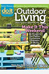 Do It Yourself Outdoor Living 2013 Kindle Edition