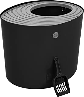 Best corner litter box with lid Reviews