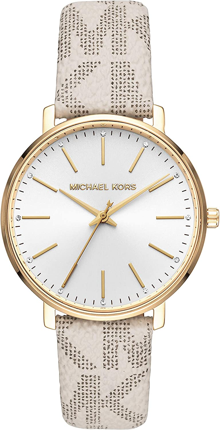 Michael Special sale item Kors Selling and selling Pyper Three-Hand Watch Stainless Steel