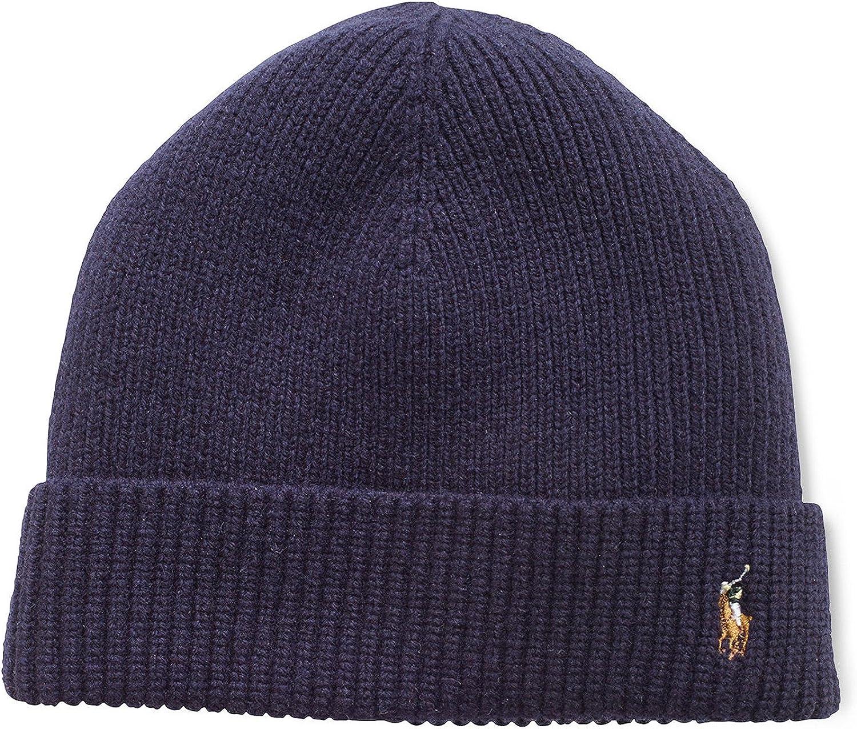 Polo Ralph Lauren Men's French Bulldog Cuff Hat