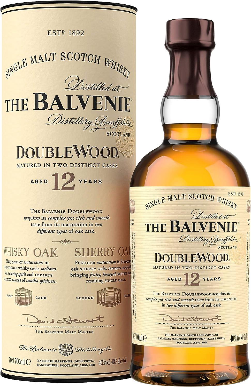balvenie double wood 12-year-old single malt