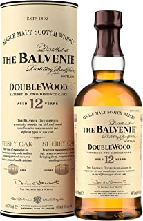 The Balvenie Doublewood Single Malt Scotch Whisky 12 Jahre 1 x 0.7 l