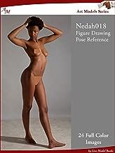 Art Models Nedah018: Figure Drawing Pose Reference (Art Models Poses) (English Edition)