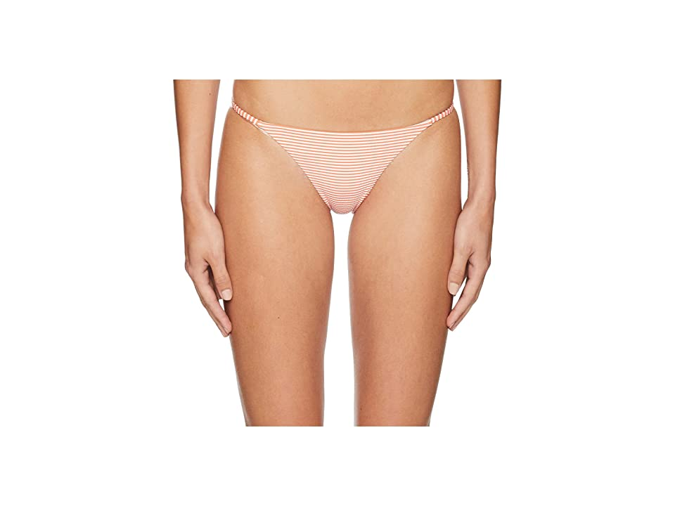 onia Rochelle Bottom (Sunrise/White) Women