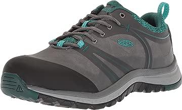 حذاء نسائي منخفض من KEEN Utility مطبوع عليه Sedona Pulse