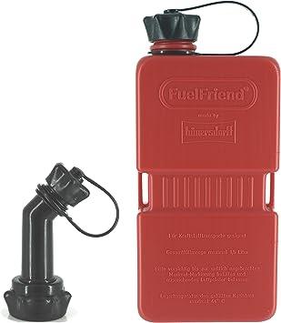 FuelFriend®-PLUS - Jerrycan 1.5 liters + spout lockable: image