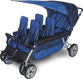 6 seat buggy