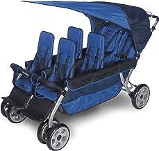 bye bye buggy 6 seat stroller