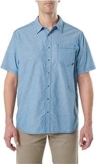 5.11 Tactical Mens Ares short-sleeve Shirt
