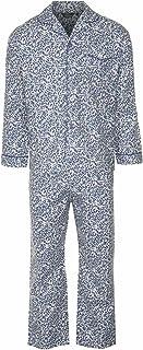 Champion Mens Cotton Blend Button Front Pyjama Set Nightwear Lounge Wear Pajama
