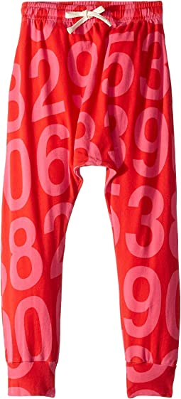 Numbered Baggy Pants (Little Kids/Big Kids)