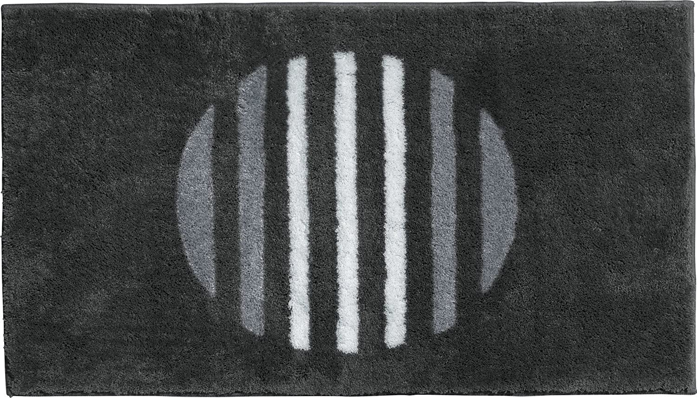 Erwin Müller Badematte anthrazit Größe 80x140 cm B01IUF8IDC