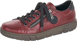 Rieker Damen Low-Top Sneaker 52921, Frauen Sneaker,lose Einlage