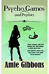 Psycho (and Psychic) Games (The SDF Paranormal Mysteries Book 2) Kindle Edition
