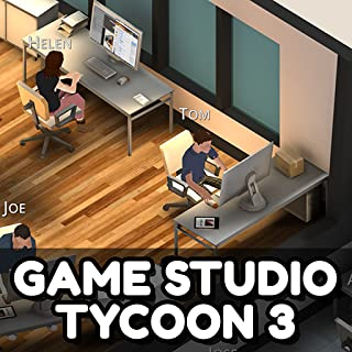 Game Studio Tycoon 3 - The Ultimate Gaming Business Simulation