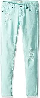 Girls' 710 Super Skinny Fit Color Jeans