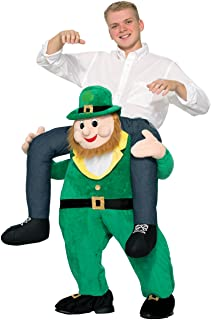 Forum Novelties Mens Once Upon a Leprechaun Costume Party Supplies Standard Green
