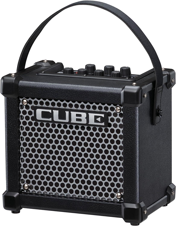 Roland MICRO CUBE GX Portable 3-Watt Guitar Amplifier Black