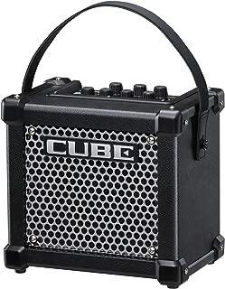 Roland Micro Cube GX 3-Watt 1x5 Inches Battery Powered Combo Amp - Black