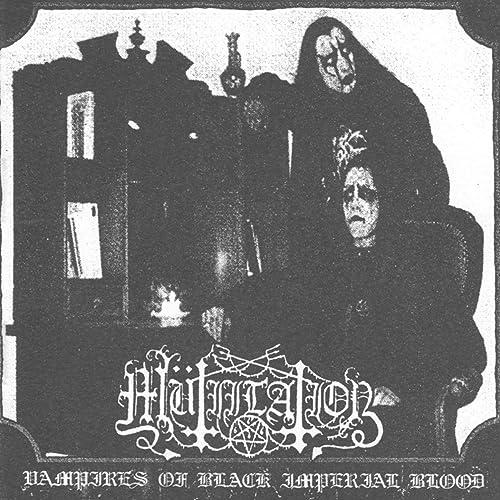 Mutiilation vampires of black imperial blood