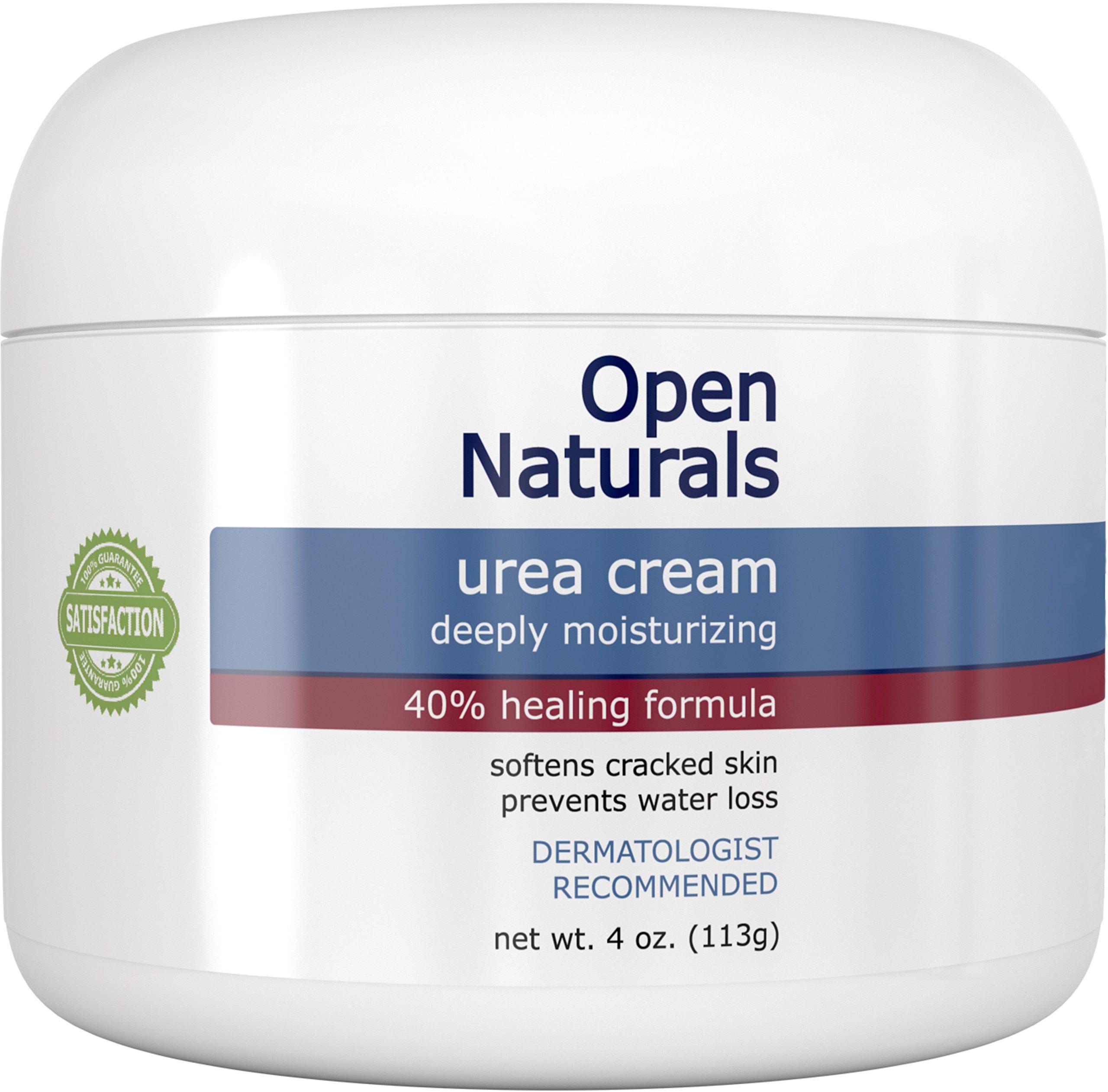 Open Naturals Urea Foot Cream