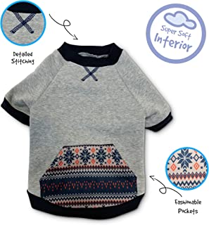 Pet Craft Supply Comfortable, Stylish Pullover Sweater...