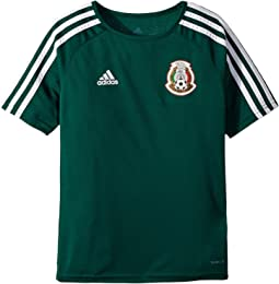 adidas Kids Mexico Home Fanshirt (Little Kids/Big Kids)
