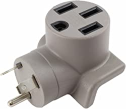 AC WORKS EV Charging Adapter for Tesla Use (TT-30 RV 30A to Tesla)