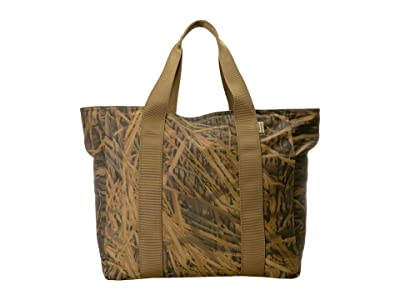 Filson Large Grab N Go Tote (Shadow Grass) Tote Handbags