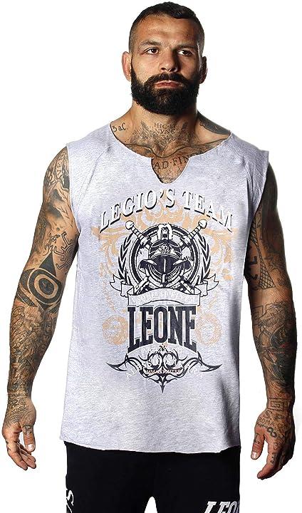 Leone t-shirt smanicata da uomo legionarivs LEGIO 06