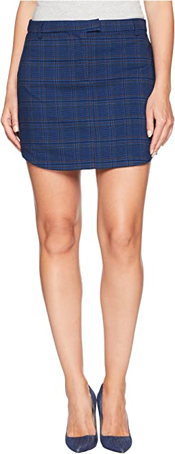 Meet Me In Detention Plaid Skirt