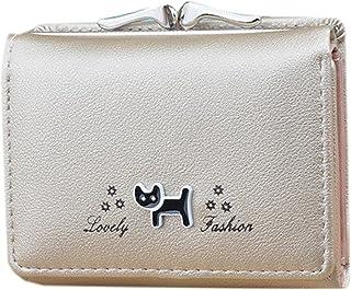 Lorna Women/Girl's Faux Leather Card Holder Mini Wallet