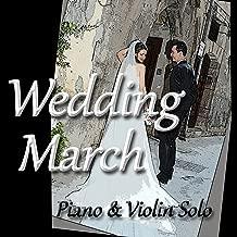 wedding march piano and violin