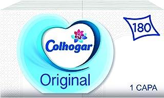 Colhogar 7322540997194 Servilletas Original 1 Capa Blanca, 180 Unidades