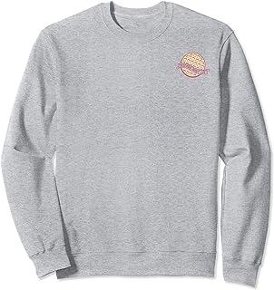 Netflix Stranger Things Friends Don't Lie Waffle Left Chest Sweatshirt
