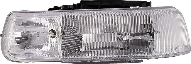 Dorman 1590118 Driver Side Headlight Assembly for Select Chevrolet Models